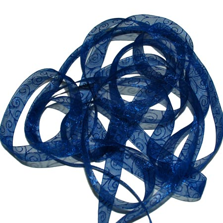 14. Band Swirl - Dark Blue - 70304