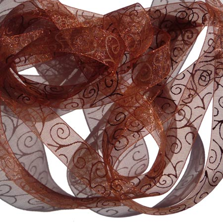 18. Band Swirl - Rust - 70320
