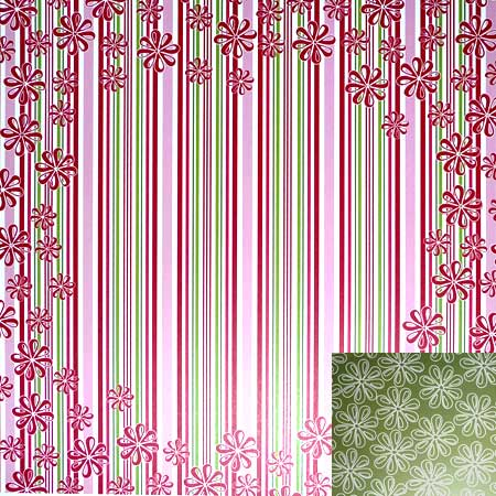 Papper - 3 Bugs In A Rug - Lily - COL-570 (U)