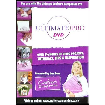 Ultimate Pro - DVD Guide - 2.5 Timmar Av Inspiration! - 141078