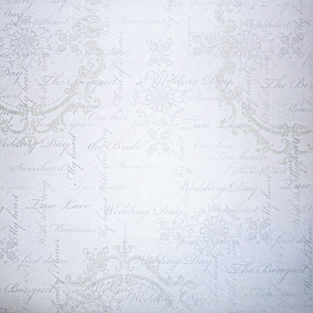 Papper - Deja Views - Wedding White Type - Dvwd101