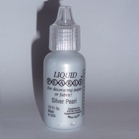 Liquid Pearls - Silver - LPL02055