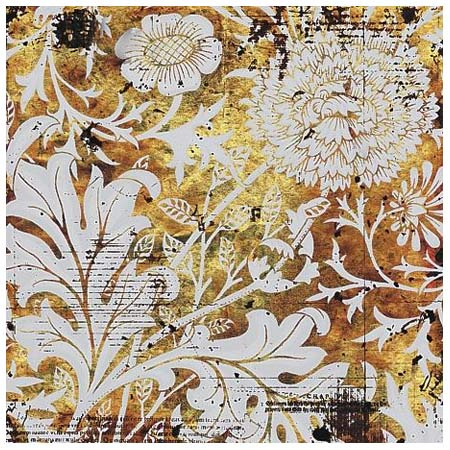 Papper - Deco Design - Luxury Flowers - S222