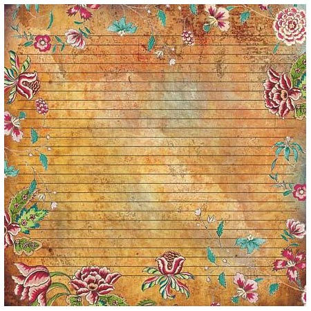 Papper - Deco Design - Letter Of Dreams - S233