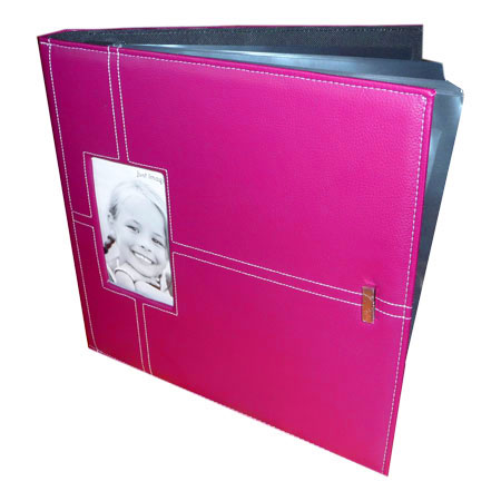 "Album 8"" x 8"" - Urban Chic Raspberry - AM88RA"