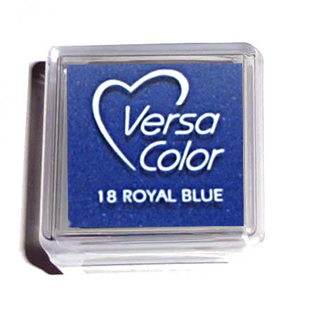 Stämpeldyna - Versa Small - Royal Blue - VS18
