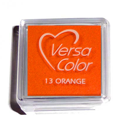 Stämpeldyna - Versa Small - Orange - VS13